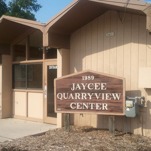 Jaycee Quarryview Center